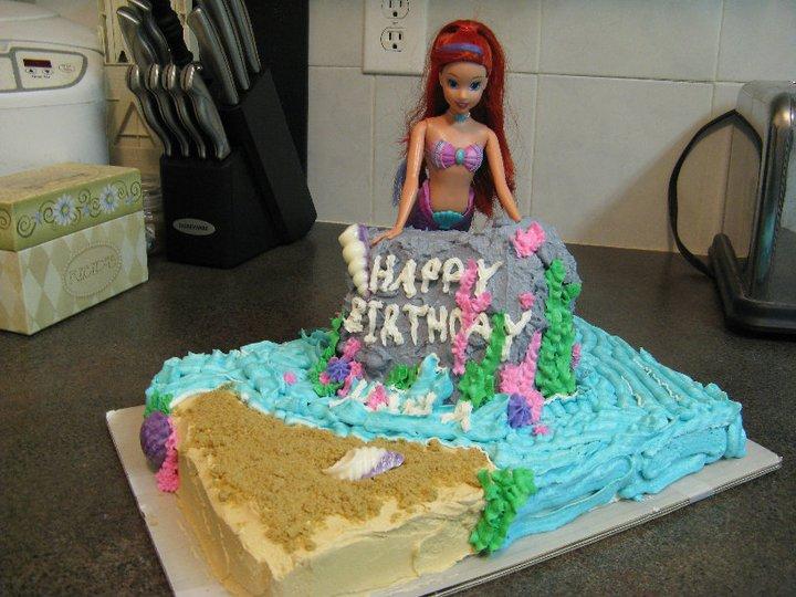Birthday Cake Images Baby ~ Cakes: baby girls 2nd birthday 2010