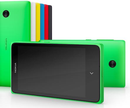 Spesifikasi Dan Harga Nokia X Dual Sim