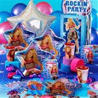 Hannah Montana Birthday Party Ideas
