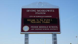Irving Moskowitz Stadium