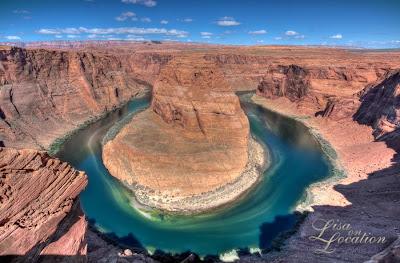 Horseshoe Bend Arizona, landscape, fine art, New Braunfels photographer