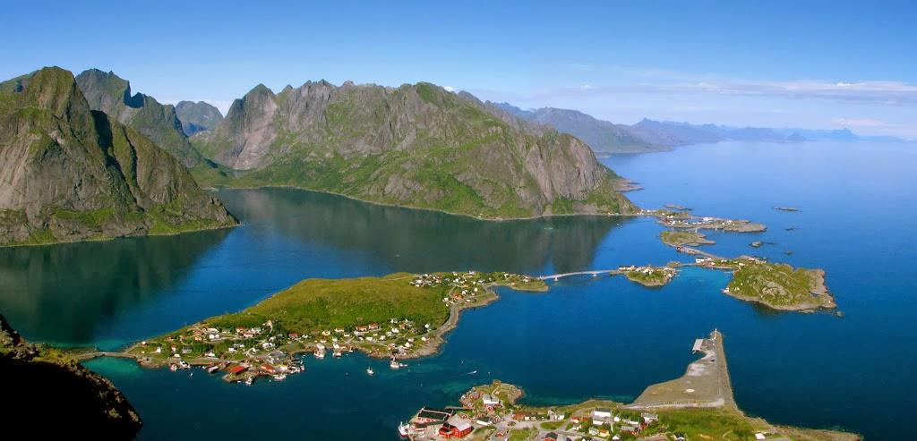 Lofoten, Nordland, Norway: