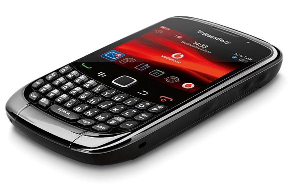BLACKBERRY CURVE 3G 9300 Rp.1.690.000,-