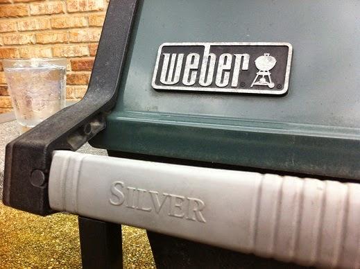 Weber Genesis Silver A