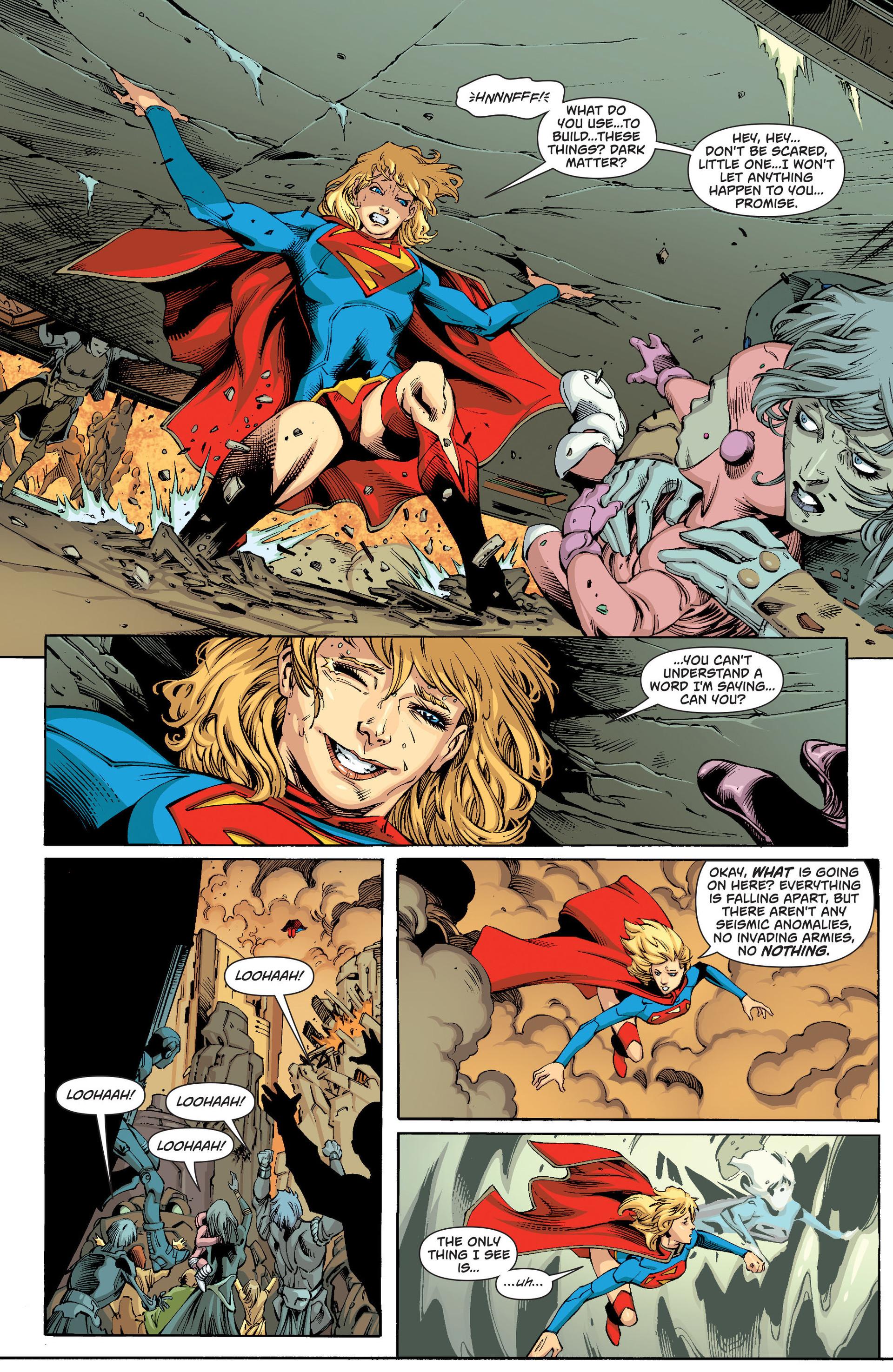Supergirl (2011) Issue #21 #23 - English 9