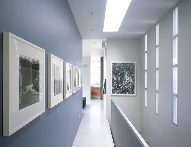 How To Paint The Hallway Adjoining Room Different Colors