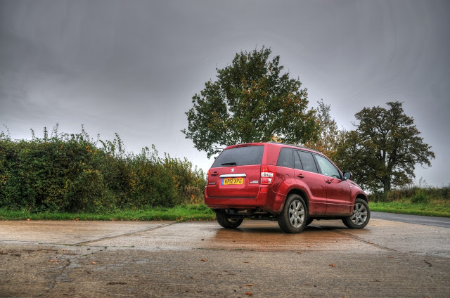 Suzuki Grand Vitara tested