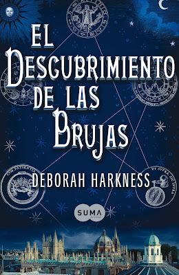 novela El descubrimiento de las brujas escritora Deborah Harkness