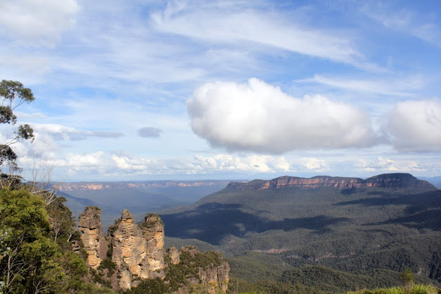 blue mountains three sisters katoomba leura