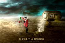 Matte Painting / Concept Art: La Rosa y La Princesa, actualización 09-09