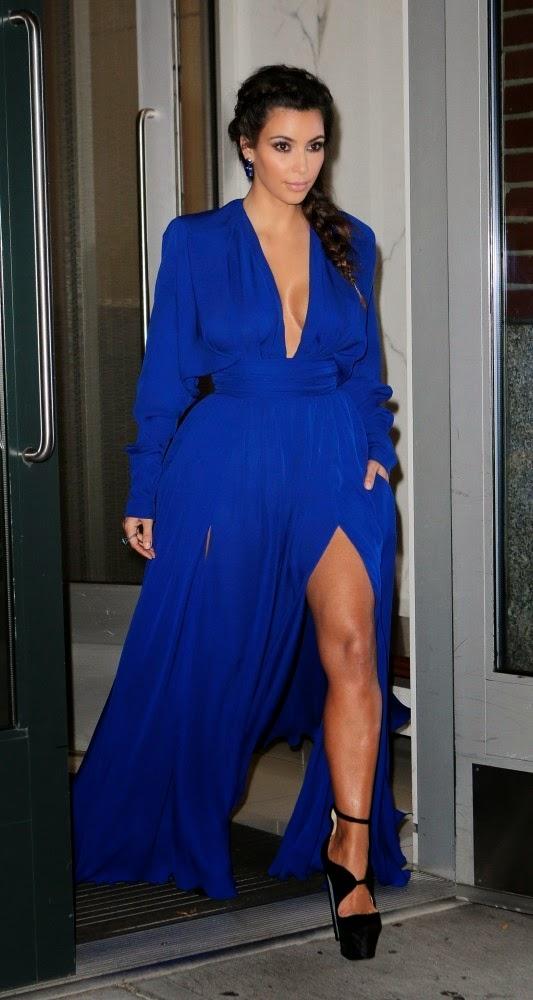 Quel vernis avec robe bleu electrique