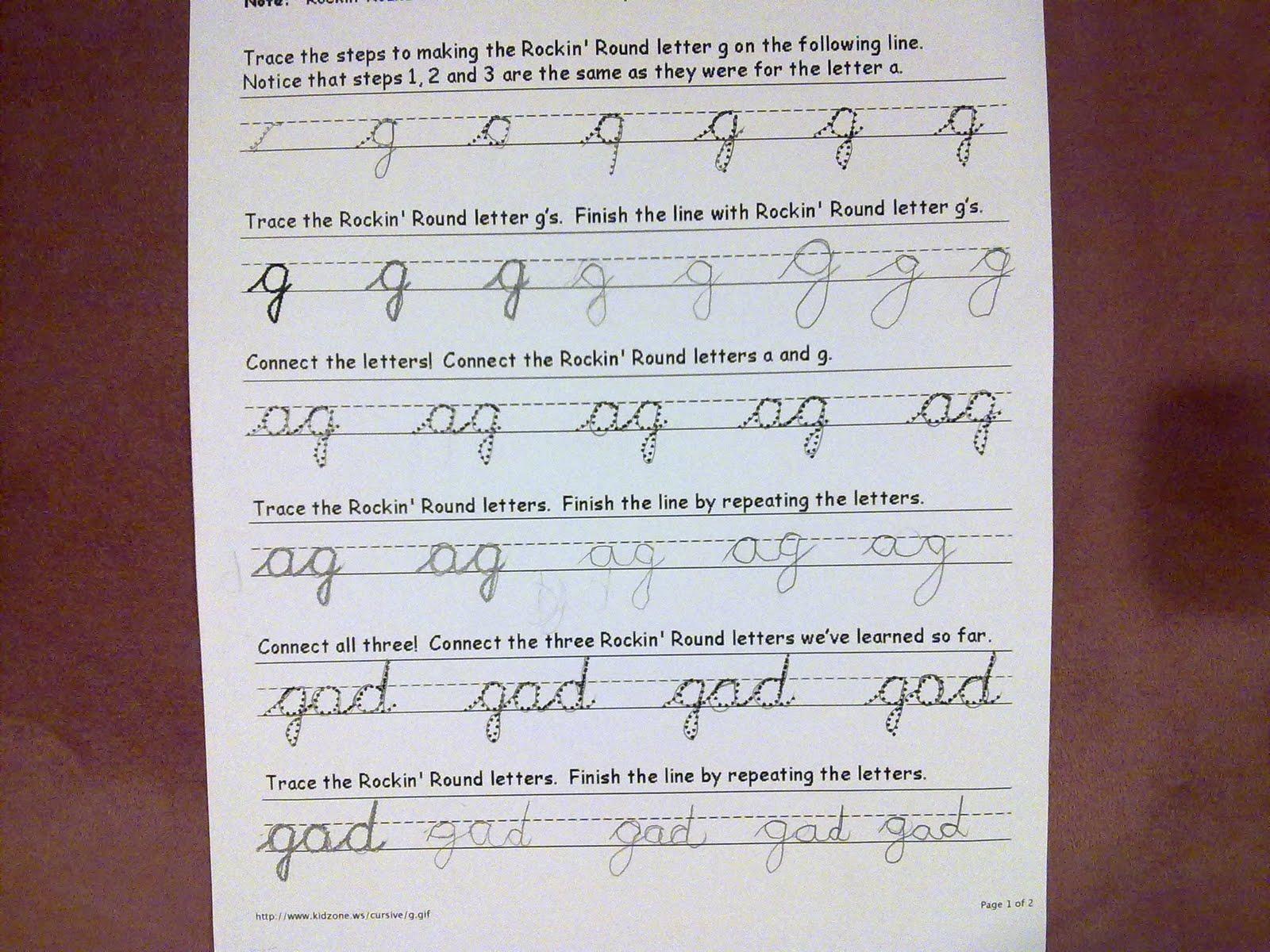 reese matthew s secret isle cursive writing