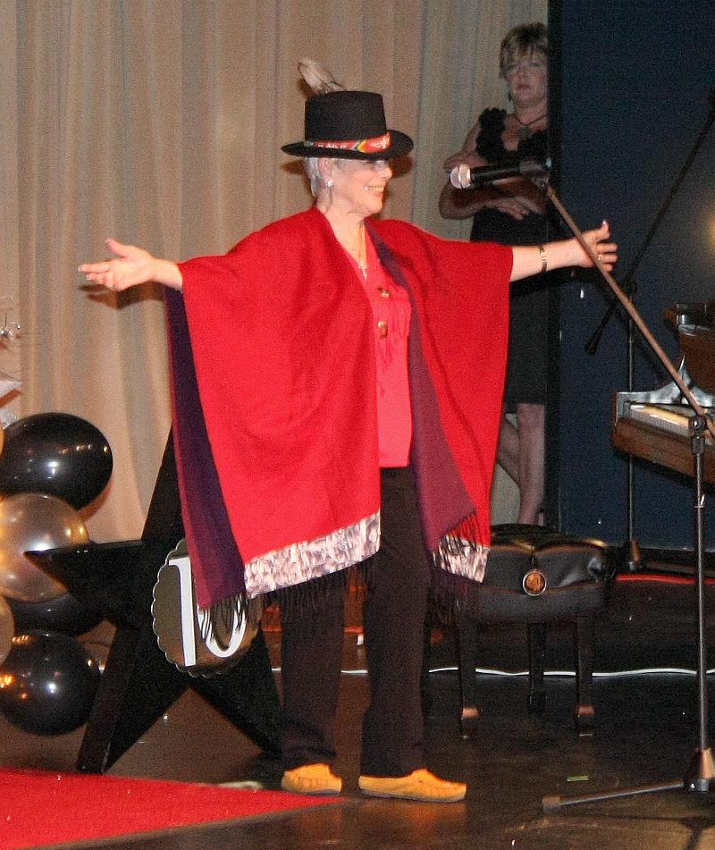 Executive Privilege By Sydney Falk: Carla's Blog: 2011 Ms. Senior Parker County Pageant