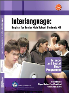 Interlanguage for Grade 12 of Science and Social Study Programme
