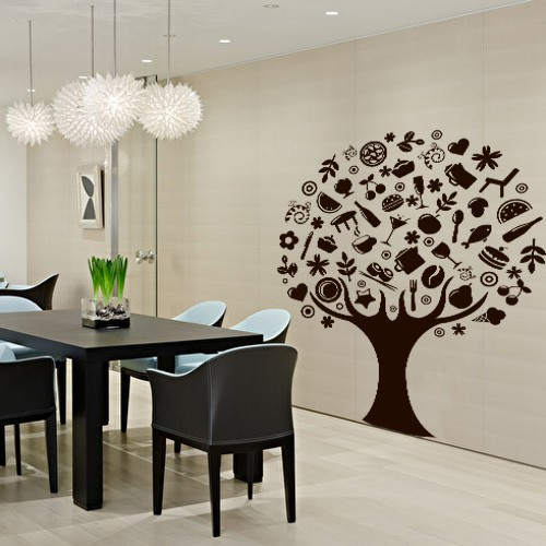 Muebles Y Decoraci N De Interiores Stickers Para Decorar