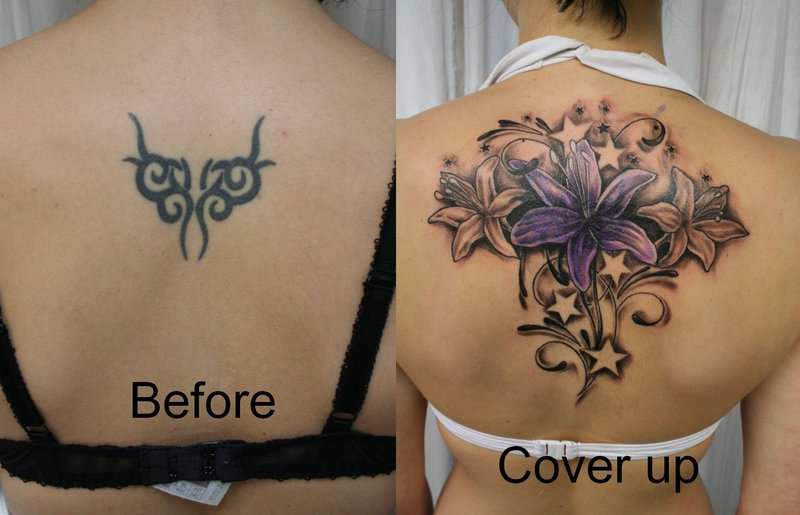 Amazone Entertainment: cover up tattoo
