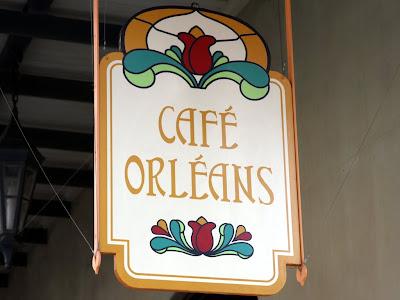 カフェ・オーリンズ
