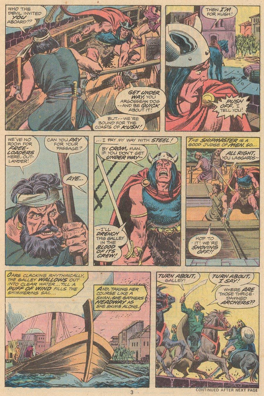 Conan the Barbarian (1970) Issue #58 #70 - English 4