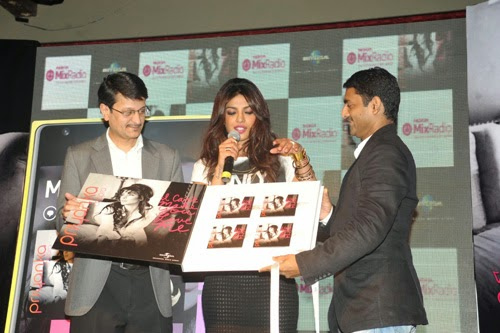 Priyanka Chopra Launches New Single Photo Gallery