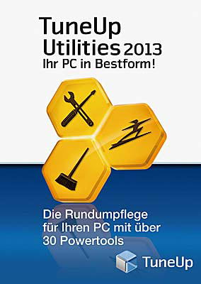 TuneUp Utilities 2013 Full Patch - Mediafire