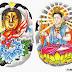 DISEÑOS JAPONESES: DRAGONES, GEISHAS, CARPAS Y MAS 4