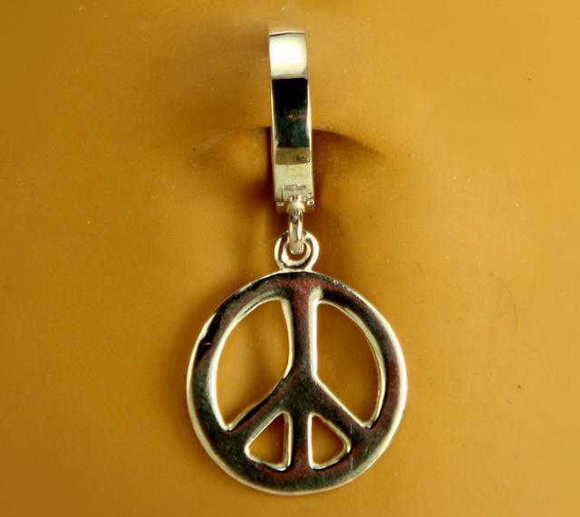 Peace Sign Tummytoys