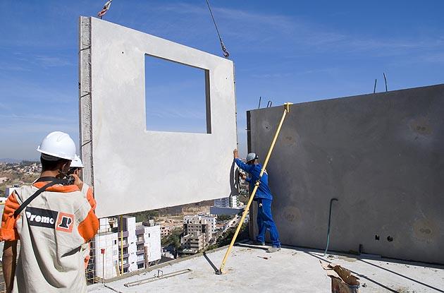 construção pre montada