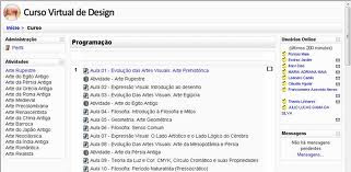 Curso online Virtual de design grátis