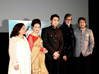 Amitabh Bachchan New Stills at Straight From The Heart Trailer Launch