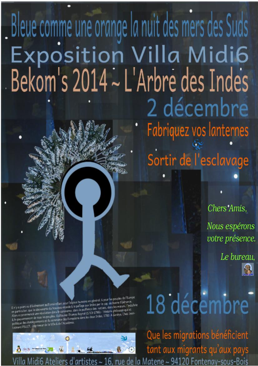 Bekom's 2014~ L'Arbre des Indes