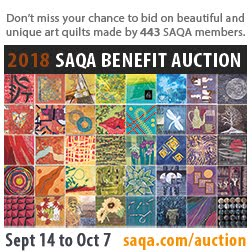 SAQA Benefit Auction