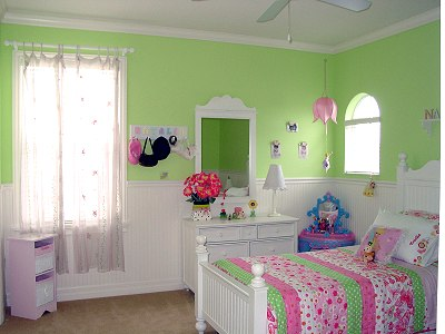 Little girls bedroom little girls room decor - Decorating little girls room ...