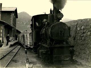 pobla de lillet fabrica asland clot del moro cemento tren guardiola castellar n'hug berga
