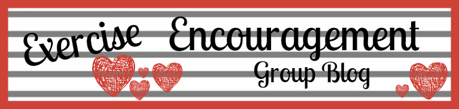 Exercise Encouragement Group Blog
