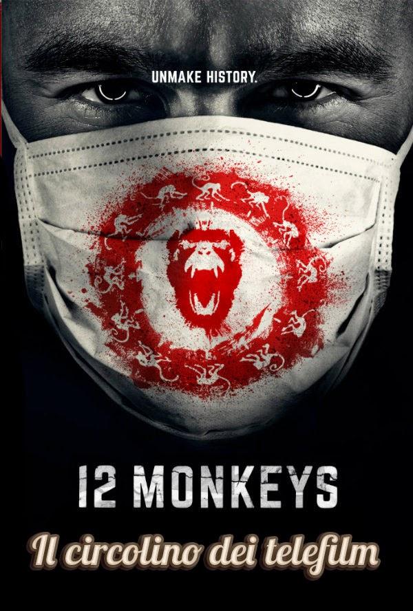 12 Monkeys, il telefilm de L'esercito delle 12 scimmie