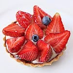 Strawberry Tart of the week