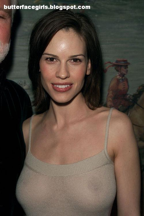 Hilary Swank Smoking