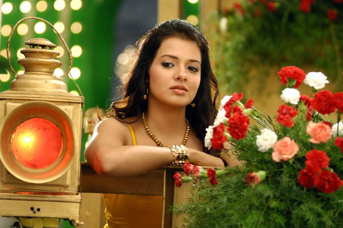 saloni new spicy @ maryada ramanna movie glamour  images