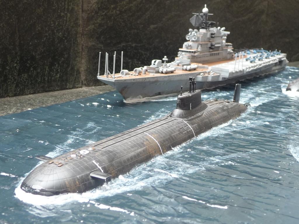 Erick Navas Modelismo Naval: Arkhangelsk TK-17 - ТК- 17 - Архангельск