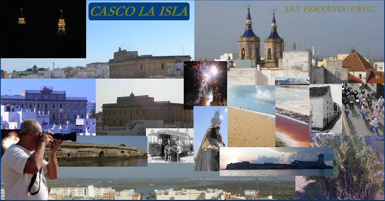 CASCO LA ISLA