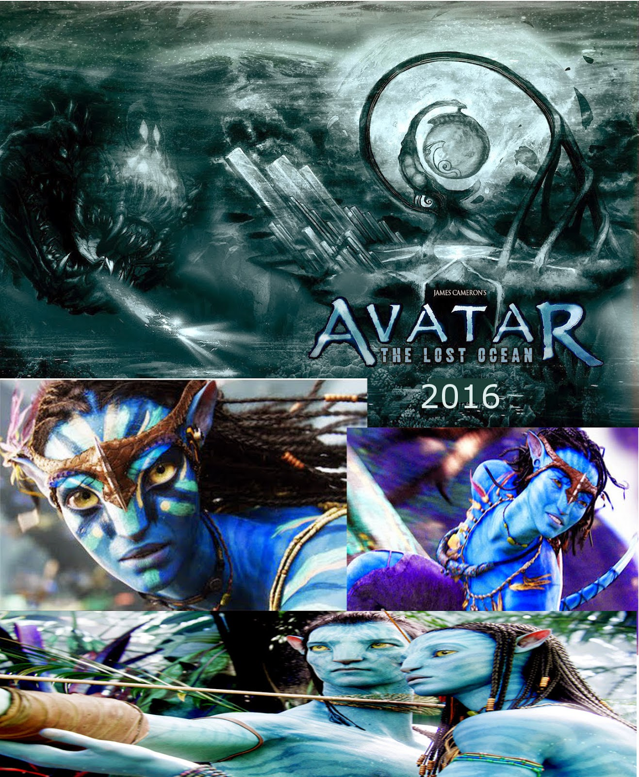 Avatar 2 Trailer The Lost Ocean: HollywooD UpcominG MovieS: July 2014