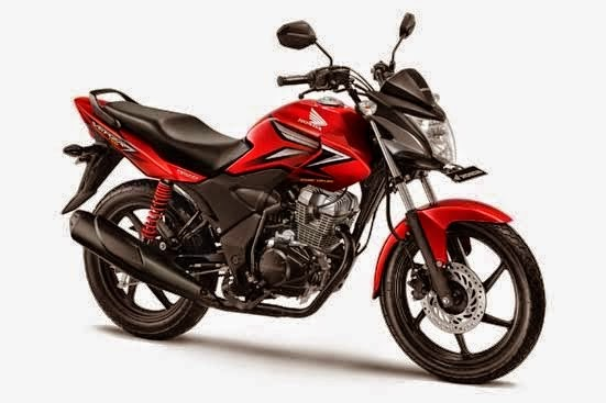 Honda Verza 150 CW sporty Red