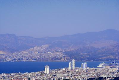 Izmir From Kadifekale