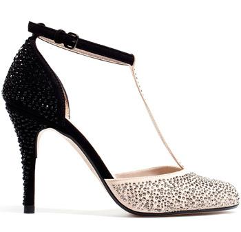 zapatos fiesta Zara mujer
