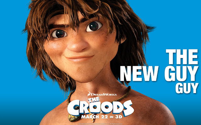 Guy - The Croods