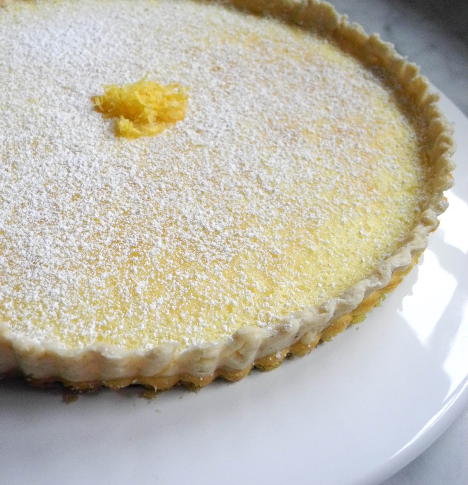 Lemon Tart | The Devine Life