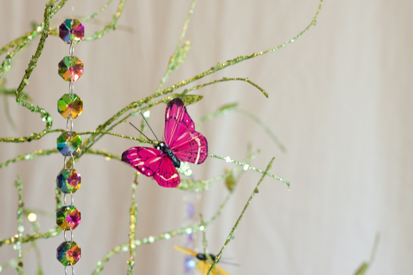 Measurements of merriment enchanting butterfly baby shower for Baby shower decoration butterfly