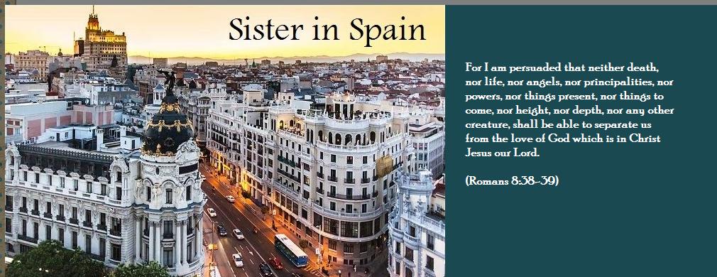 Sister in Spain