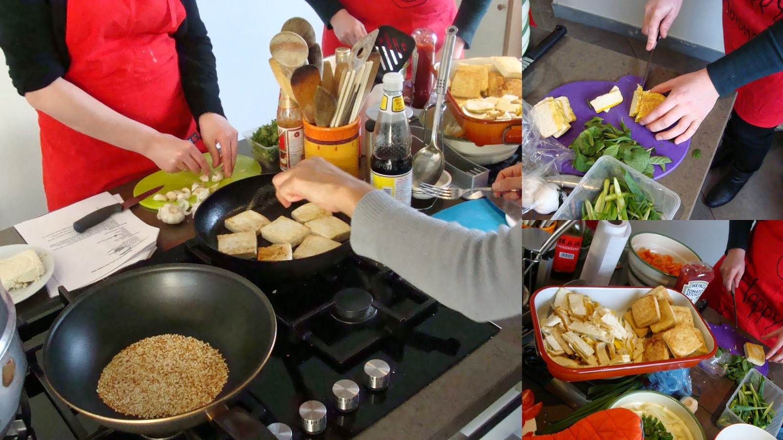 Workshop Vegetarisch Thais eten
