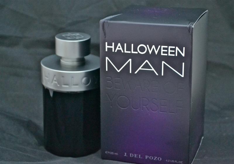 Nueva fragancia masculina HALLOWEEN MAN. HALLOWEEN_MAN_JESUS_DEL_POZO_01
